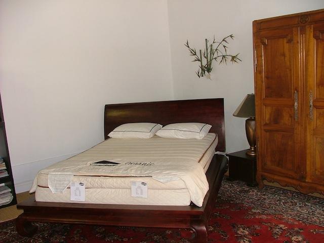 Natural Sense Adult Sized Bed At Foam Order Contains Flame Retardant Free  Organic Latex Foam