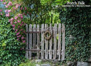 Give thanks-Regina Becknell-Porch-Talk.com