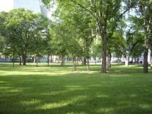 Victoria Garden Central Park