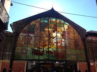 Le Mercado central ©Régine Cavallaro