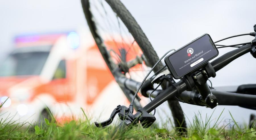 Unfall In Feldafing Fahrrad In S Bahn Eingeklemmt