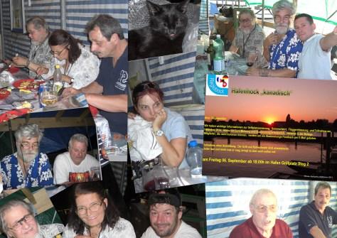 Collage Hafenhock 06.09.13