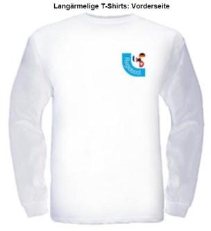 T-Shirt, Logo 7,5x7,5