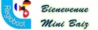 Plakat Bienevenue Minibaiz