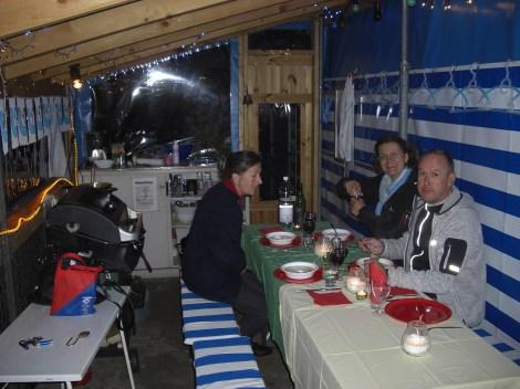 Gäste Candlelight Dinner 4