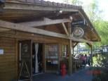 Eingssituation Holzbau Brasserie Le Chalet Rhin & Decouverte