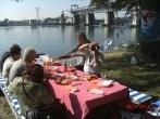 14:20h Picknick am Stauwehr Märkt
