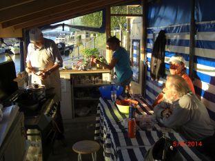 """05.09.2014 """"Spaghetti Chez Carli"""""""