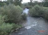 neu angelegtes Fliessgewässer