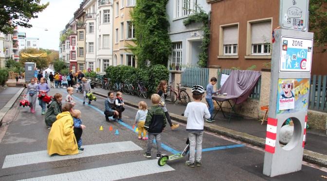 Bericht Rheinländer Strassenfest 1. September 2018