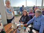 Terrasse Gasthaus zum Bootssteg