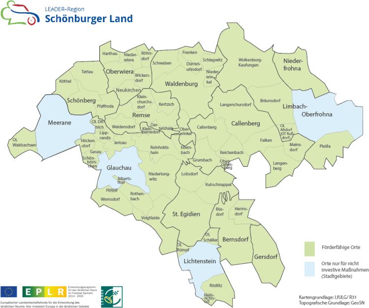 schoenburgerland les gebietsgrenzen