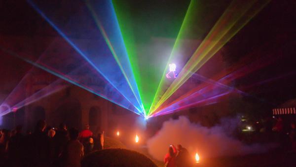 Nacht der Schloesser in Wolkenburg (c) TRZ