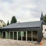 Gemeindehaus in Heinrichsort, 2017