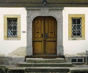 Beispiel: Holztür