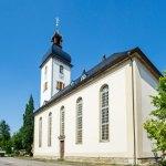 Luther-Kirche in Waldenburg