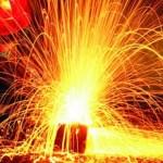 Брызгообразование в металлургии
