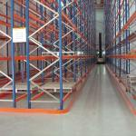Современные складские стеллажи