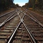 Железнодорожные рельсы. Виды.