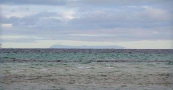 Mt Macedon from Port Phillip Bay