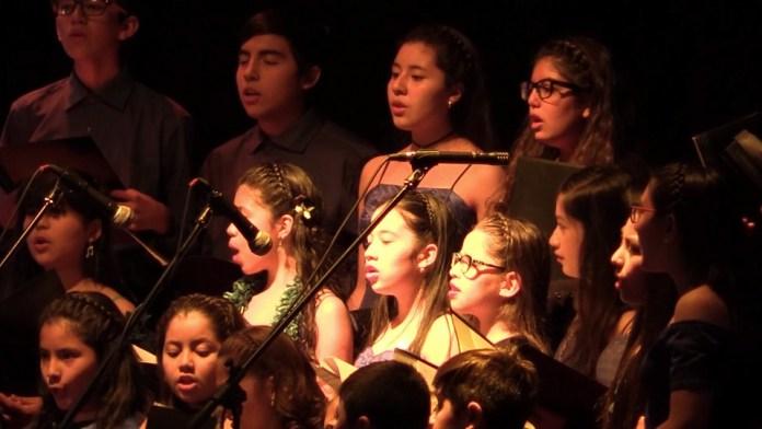 Coro de niños «Calambanda» participará en concurso coral