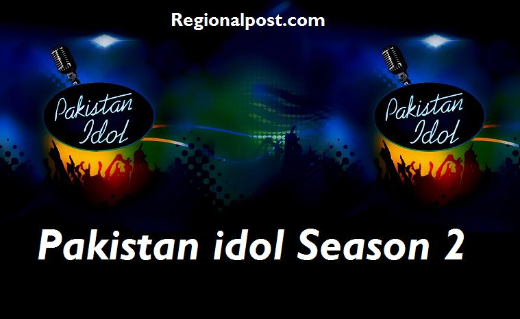 Pakistan idol Season 2 Coming Soon on Geo TV
