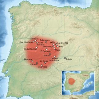 Los vetones, pueblo celta que pudo influir en la cultura túrdula por su proximidad geográfica