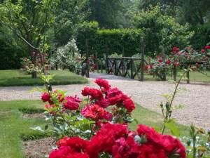 Jardin de kerambarh Bretagne Morbihan
