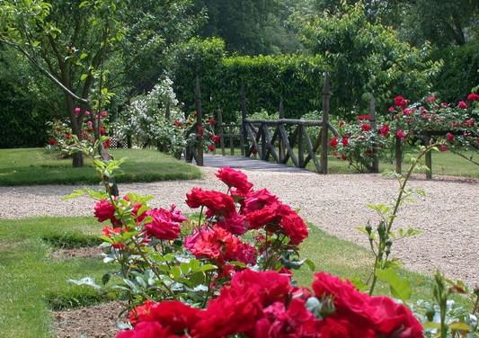 Jardin du Château de Kerambar'h