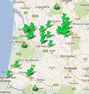 Jardins d'Aquitaine