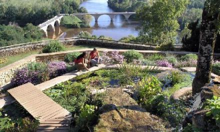 Jardins panoramiques de Limeuil
