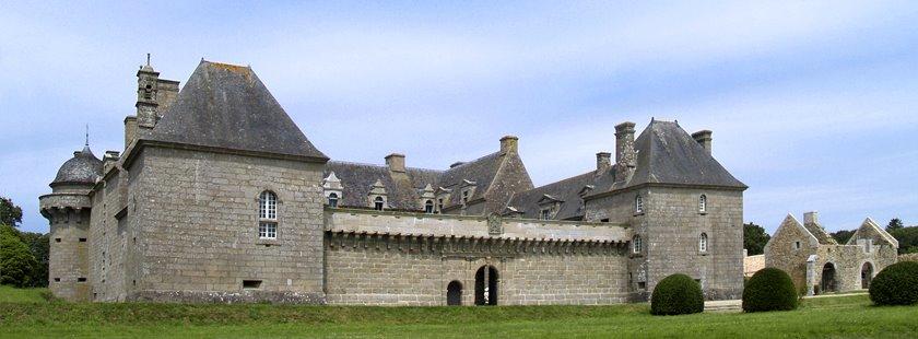 Château de Kergroadez