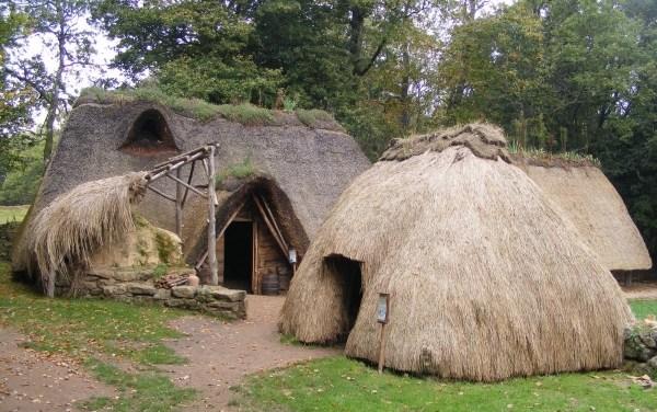 Village de l'An Mil