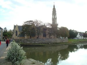 Le Faou église Saint-Sauveur