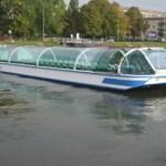 Bateaux promenades de Strasbourg
