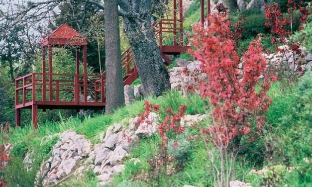 Jardin du Vallon du Brec