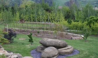 Jardin la Terre Pimprenelle