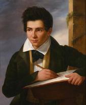 Portrait d'Ernest Hébert