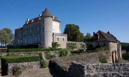 Château de Montréal et son Jardin