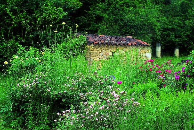 Jardin de l'Albarède