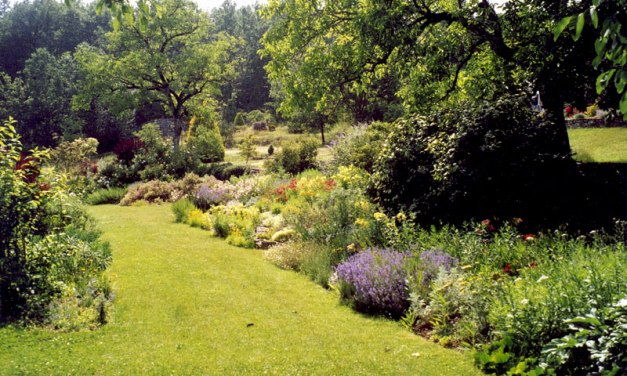 Le Jardin de la Daille