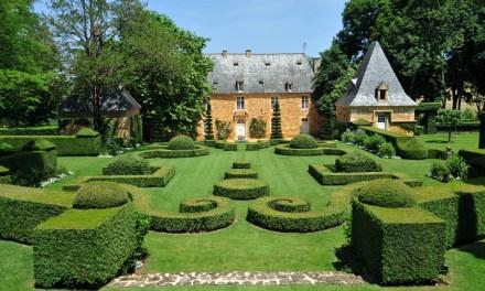 Jardins du Manoir d'Eyrignac
