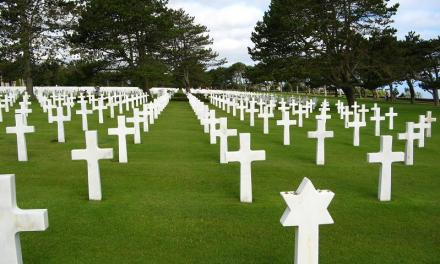 Cimetière Américain de Normandie