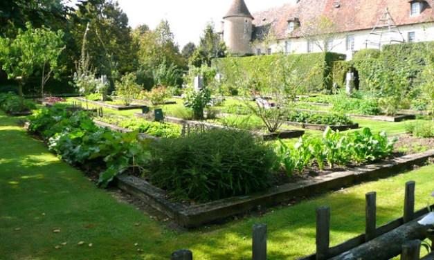 Jardins du Prieuré d'Orsan