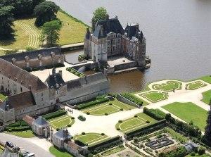 Château et Jardin de La Bussière