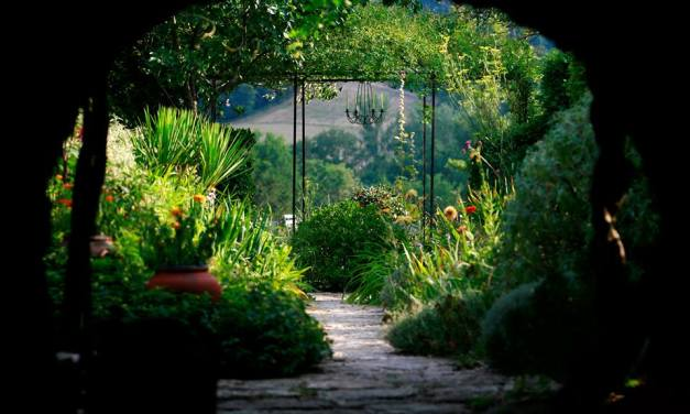 Jardin de la Mothe