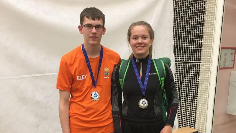 Hoogeveensche schutters behalen 6 medailles bij Intarso Reflex Cup