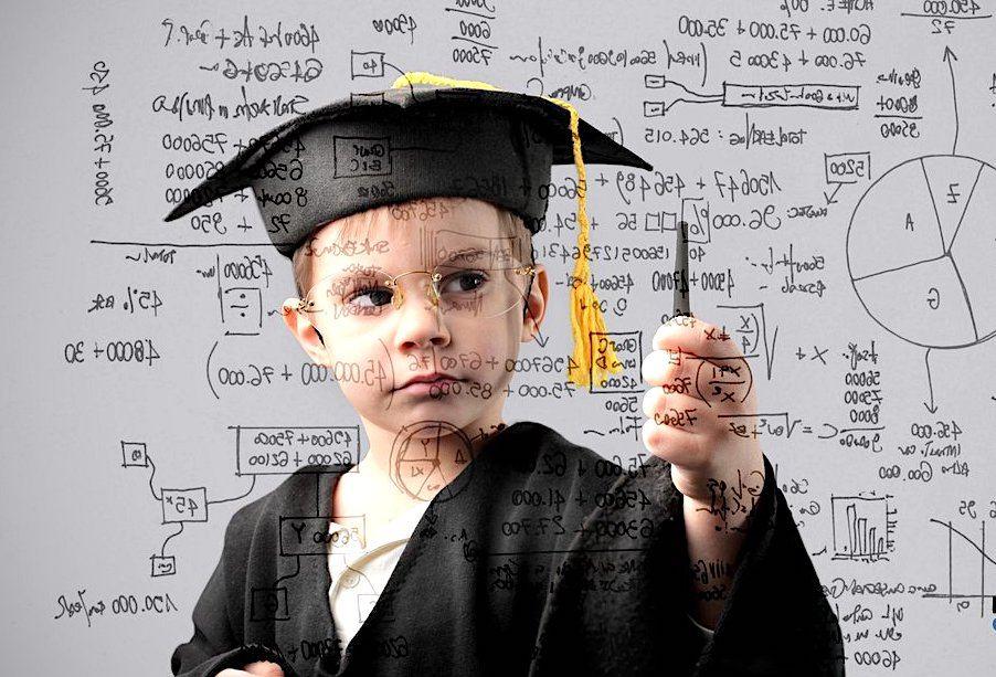Академики рождаются в школе