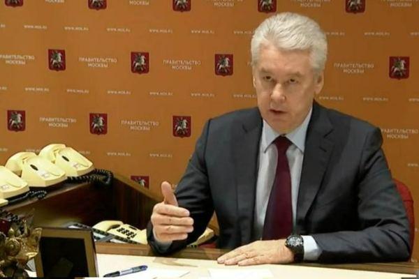 Указ Мэра Москвы Собянина С.С. от 27.05.2020 № 61-УМ о пролонгации ограничительных мер