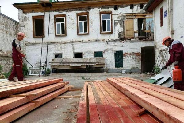 Когда в Оренбурге откроют музей-квартиру Гагариных